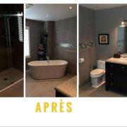 Salle de bain - Longueuil 3